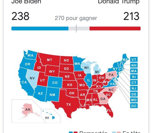 Quand le verdict de la présidentielle américaine sera-t-il connu?