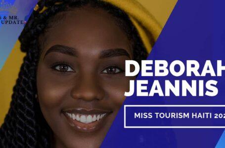 Miss & Mister Haiti Update: Deborah Jeannis