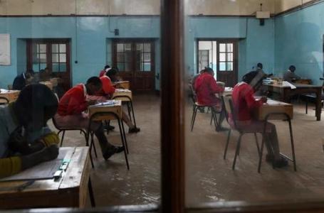 Environ 18 millions d'élèves sont concernés par l'arrêt de l'école au Kenya. Photo d'illustration. [AFP]